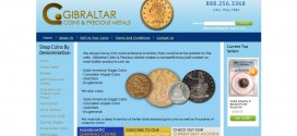 Gibraltar Coins and Precious Metals Clearwater, FL