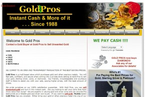 Gold Pros Clearwater, FL