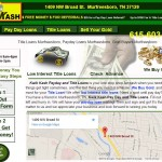 Kwik Kash Murfreesboro, TN