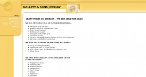 Mallett & Sons Jewelry