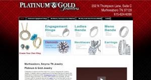 Platinum & Gold Jewelry