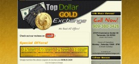 Top Dollar Gold Exchange Temecula, CA