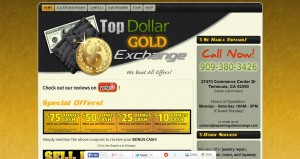 Top Dollar Gold Exchange