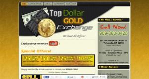 Top Dollar Gold Exchange