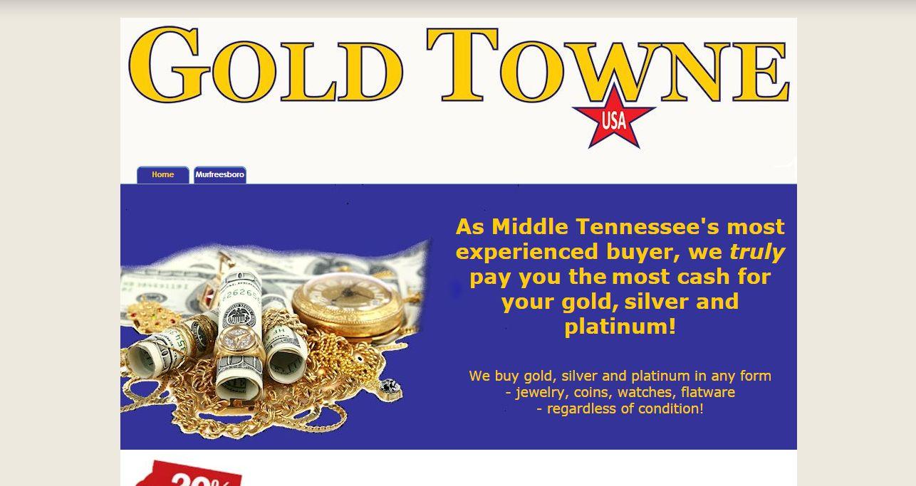 Gold Towne Usa Murfreesboro Tn Coinshops Org