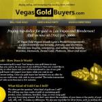 Vegas Gold Buyers Las Vegas, NV