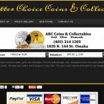 A Better Choice Coins & Collectables Omaha, NE