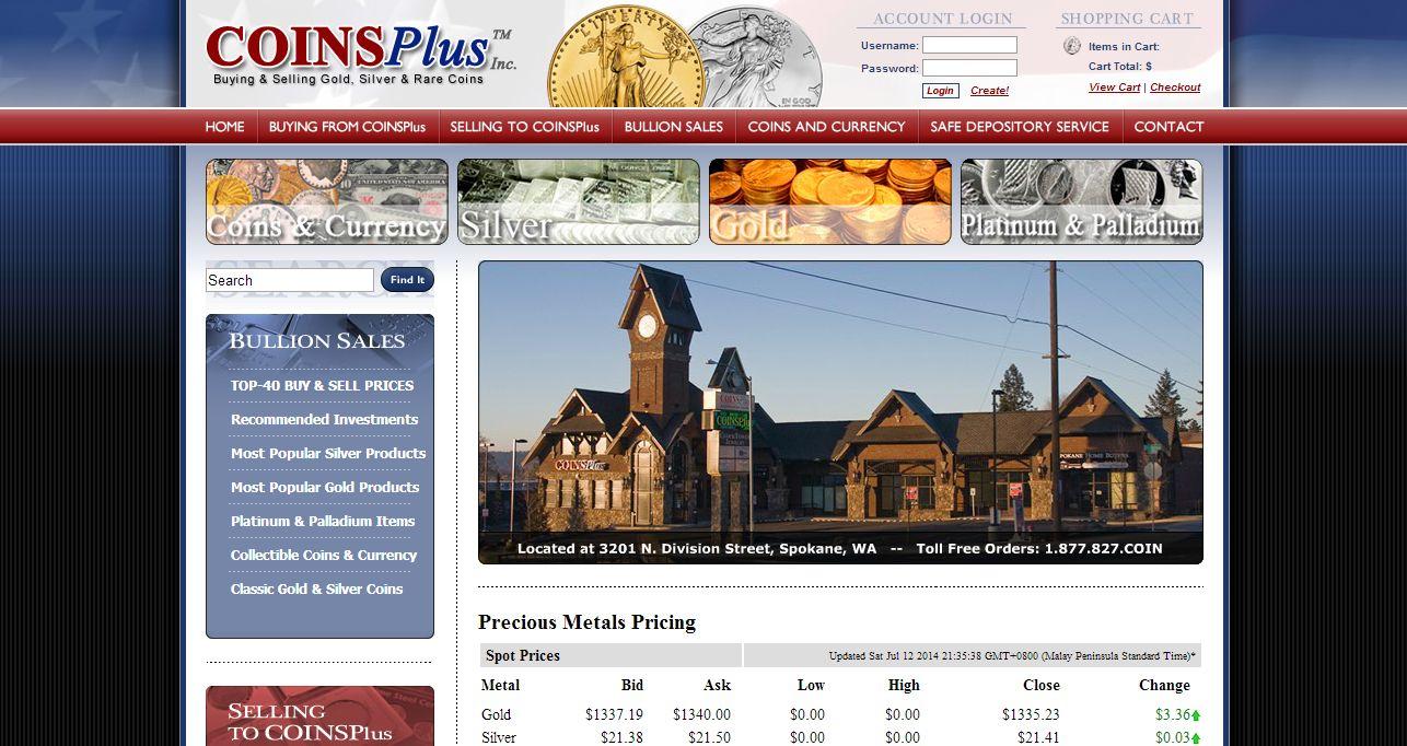 coin dealers spokane