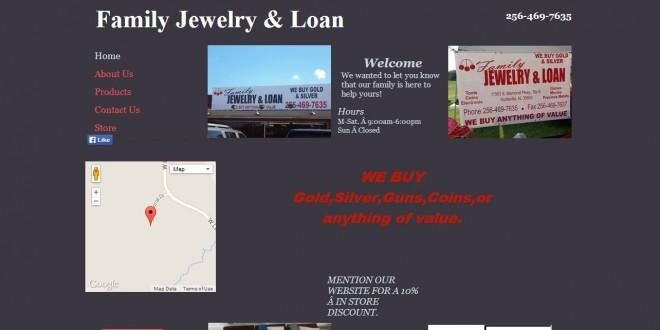 Family Jewelry & Loan Huntsville, AL   CoinShops.org