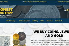 Honest Coin Shop New York, NY
