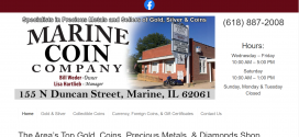 Marine Coin Company Marine, IL