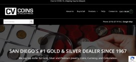 CV Coins & Collectables Chula Vista, CA