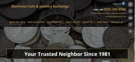 Martinez Coin & Jewelry Exchange Martinez, CA