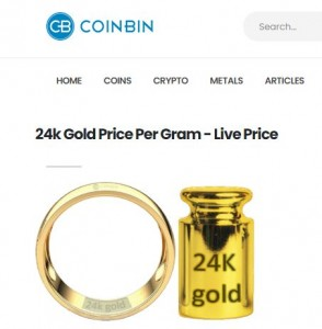 Pawn Shop Gold Rates