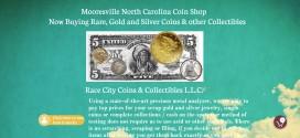 Race City Coins & Collectibles Mooresville, NC