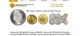 American Numismatic Investments Englewood, CO