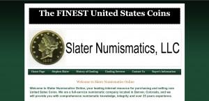 slaternumismatics