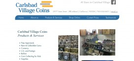 Carlsbad Village Coins Carlsbad, CA