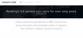 Chuck's Coin Redding, CA