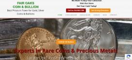 Fair Oaks Coin & Bullion Fair Oaks, CA