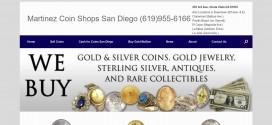 Martinez Coins Buyers Chula Vista, CA