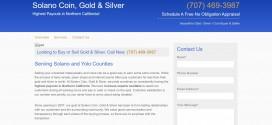 Solano Coin Gold & Silver Vacaville, CA