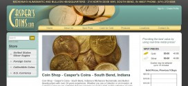 Casper's Coins South Bend, IN