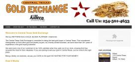 Central Texas Gold Exchange Killeen, TX