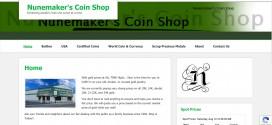 Nunemaker's Coin Shop Mishawaka, IN