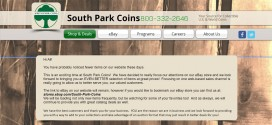 South Park Coins Forney, TX