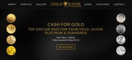 Gold Knox Jewelry Pasadena, CA