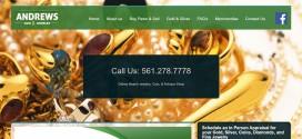 Andrew's Coin & Jewelry Delray Beach, FL