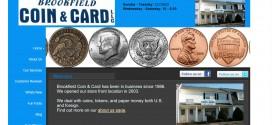 Brookfield Coin & Card Brookfield, CT