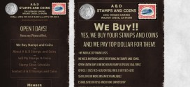 A & D Stamps and Coins Walnut Creek, CA